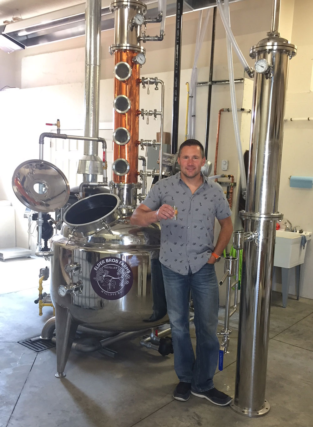 Distilling Equipment for Commerical and Home Distilling