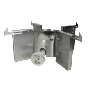 Gas Burner for Distilling