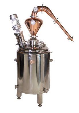 Distillation apparatus - North Stills